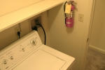 Mark V 1 Bedroom Unit Laundry Room