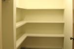 Mark V 1 Bedroom Unit Storage
