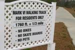 Mark VI Walking Track 1/3 Mile