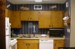 Mark I One Bedroom Unit Kitchen