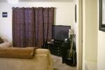 Mark II 2 Bedroom Unit Living Room